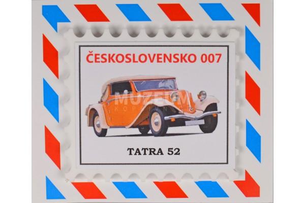 Magnet 007 - Tatra 52