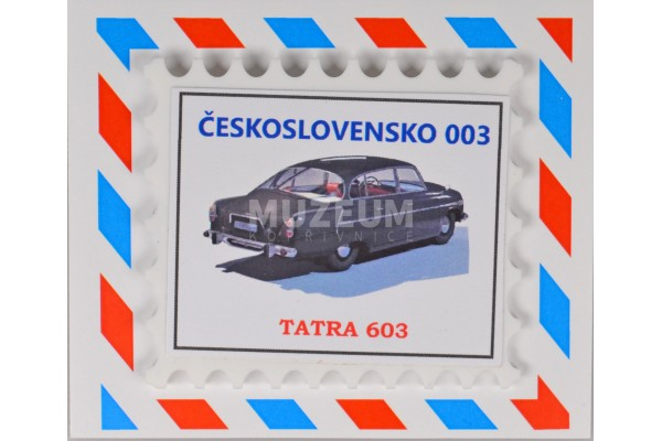 Magnet 003 - Tatra 603