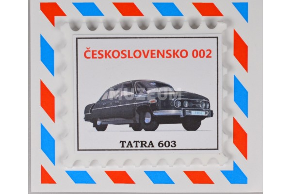 Magnet 002 - Tatra 603