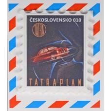 Magnet 010 - Tatraplan
