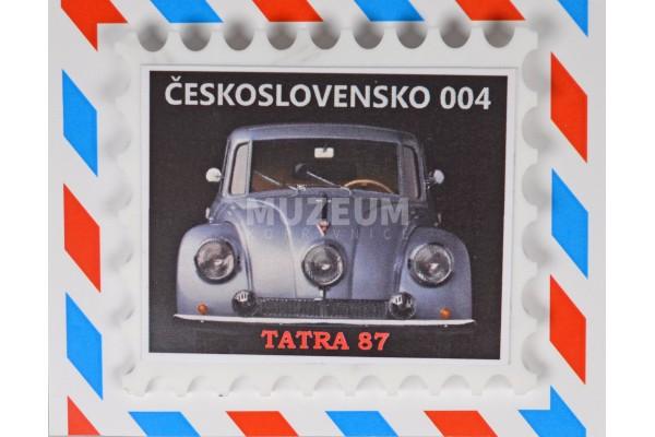 Magnet 004 - Tatra 87