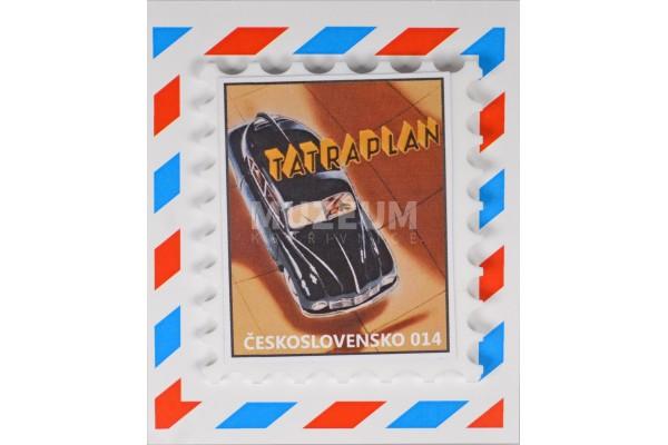 Magnet 014 - Tatraplan