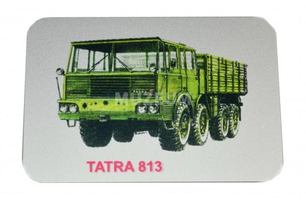 Magnetka plechová T813