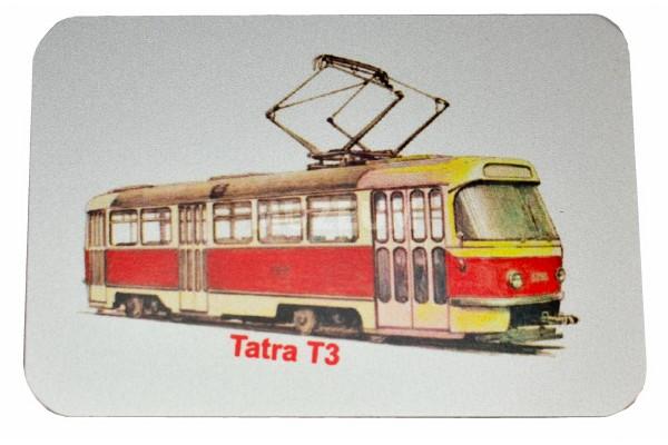 Magnetka plechová - Tatra T3