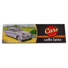 Čokoláda mléčná coffee latte