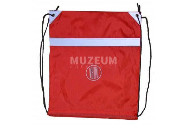 Červený batoh Tatra