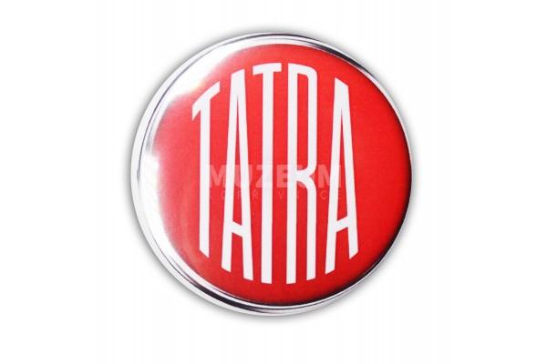 Placka Tatra, buton