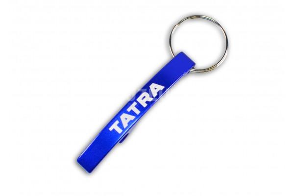 Otvírák nápis Tatra - modrý