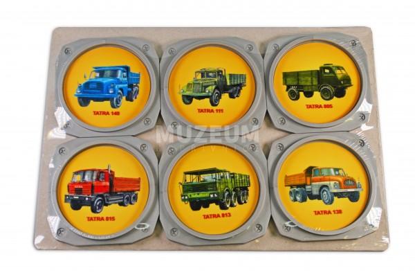 Podtácky - nákladní vozy