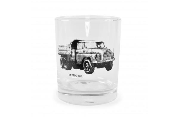 Whiskey sklenice, T 138