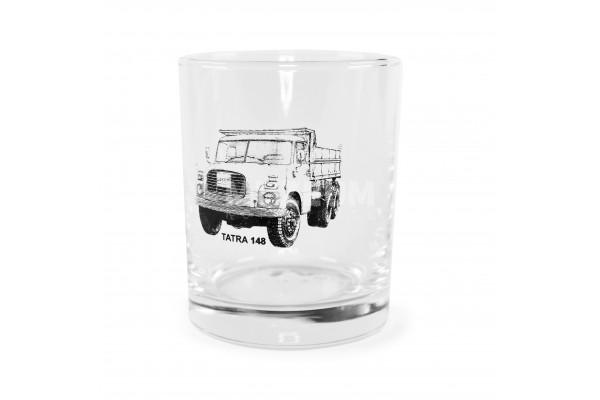 Whiskey sklenice, T 148