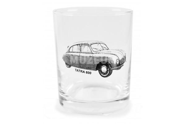 Whiskey sklenice, T 600