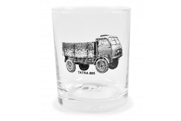 Whiskey sklenice, T 805