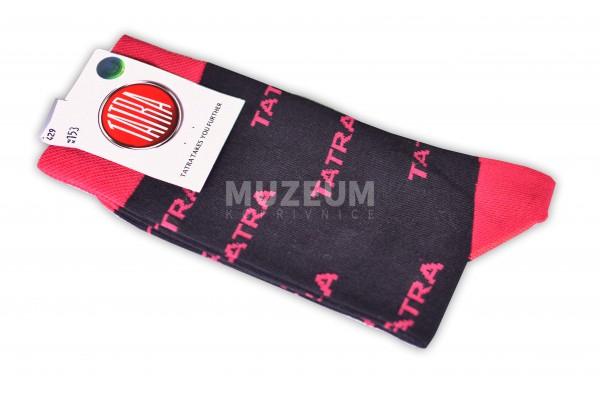 Pánské ponožky nápis TATRA