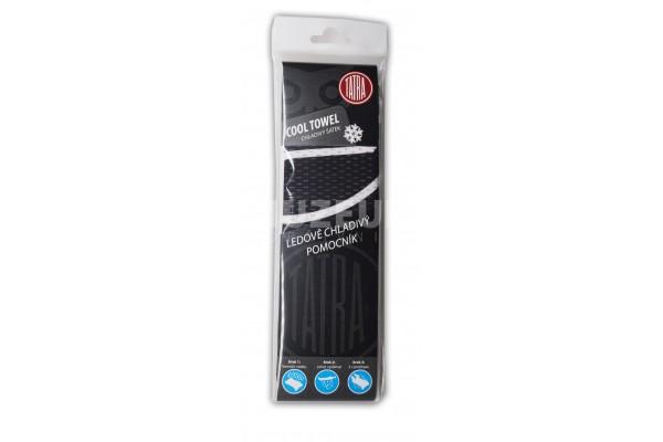Chladící šátek černý