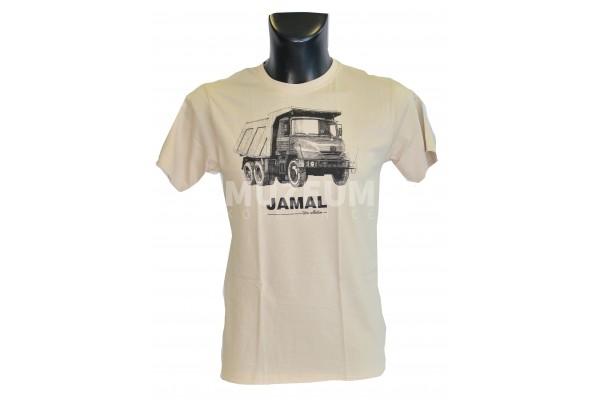 Pánské triko s potiskem Jamal
