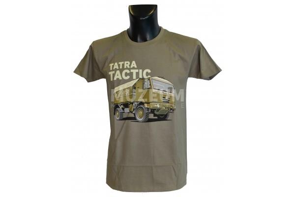 Triko Tatra vojenská TACTIC