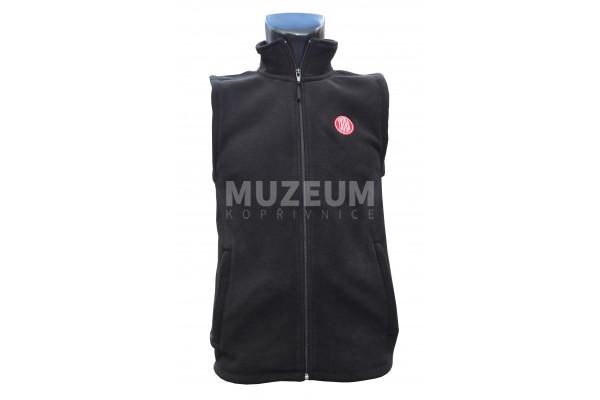 Fleecová vesta s logem
